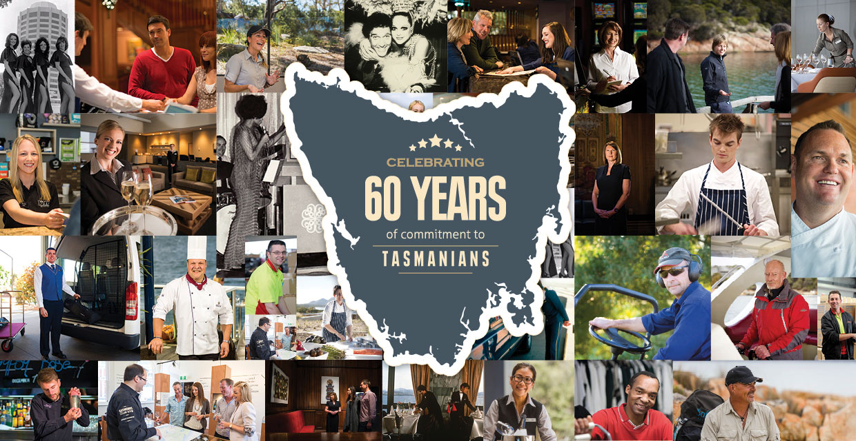 Federal Group 60 Years In Tasmania