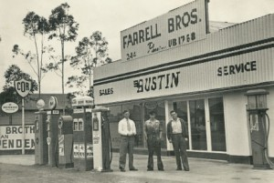 Cope Transport - Farrell Bros.