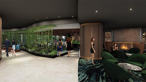 New West Point Interior Vision